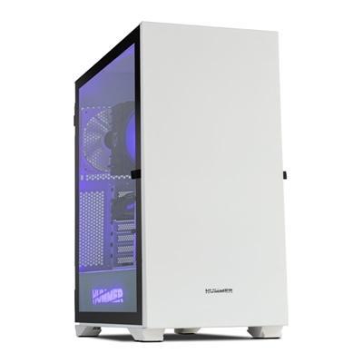 NOX Torre ATX Hummer NEXUS White USB 3.0 Type C - Imagen 1