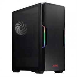 XPG Torre Gaming STARKER ARGB Frontal Black - Imagen 1