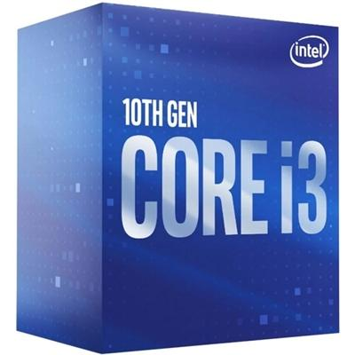 Intel Core i3 10100F 3.6Ghz 6MB LGA 1200 BOX - Imagen 1