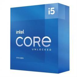 Intel Core i5 11600K 3.9Ghz 12MB LGA 1200 BOX - Imagen 1