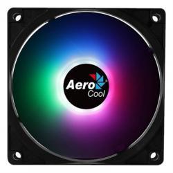 Aerocool Ventilador RGB FAN 12CM 1000RPM - Imagen 1