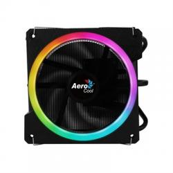Aerocool Cooler CYLON3 cpu cooler, 12cm argb pwm f - Imagen 1