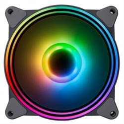 Hiditec Ventilador Gaming ARGB N8 120MM - Imagen 1