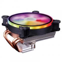 Mars Gaming Ventilador MCPU220 ARGB 140W BLACK - Imagen 1