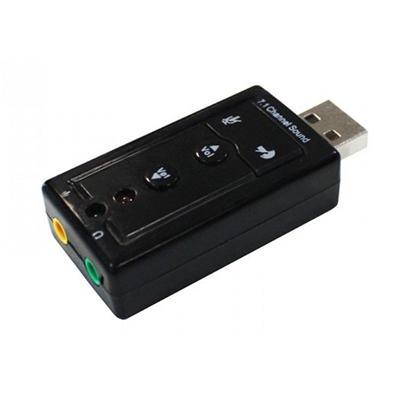 approx! APPUSB71 Adaptador USB Sonido 7.1 APPUSB71 - Imagen 1