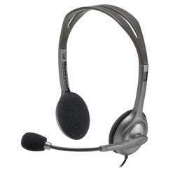 Logitech H110 auriculares + micro estéreo, diadema - Imagen 1