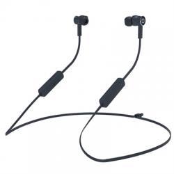Hiditec Auricular+Mic  AKEN BT4,2 Earfix 9h Aut. N - Imagen 1