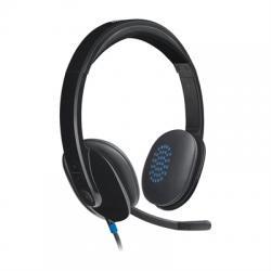 Logitech Auricular+Microfono H540 Alto rendimiento - Imagen 1