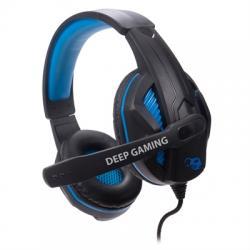 Coolbox G3 Auricular+mic  DeepGaming DeepGaming - Imagen 1