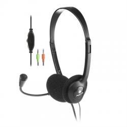 NGS Auricular/Micrófono con regulador MS-103 PRO - Imagen 1