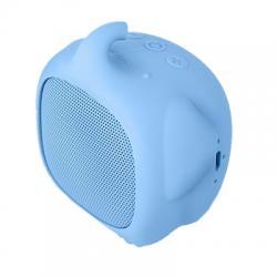 SPC Altavoz Bluetooth Sound Pups 3W MicroSD Azul - Imagen 1