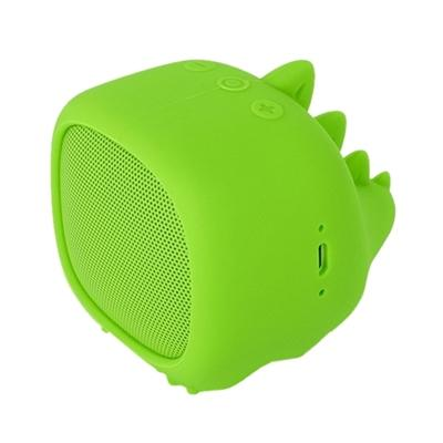 SPC Altavoz Bluetooth Sound Pups 3W MicroSD Verde - Imagen 1