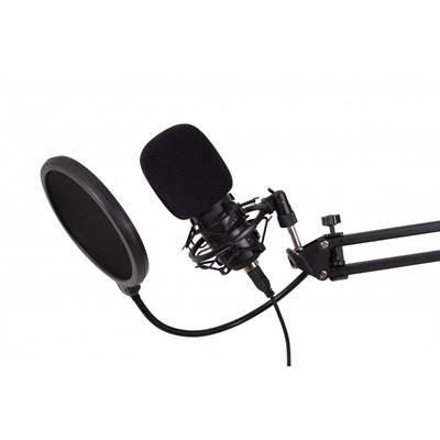Coolbox COOLCASTER Microfono Condesador Podcasting - Imagen 1