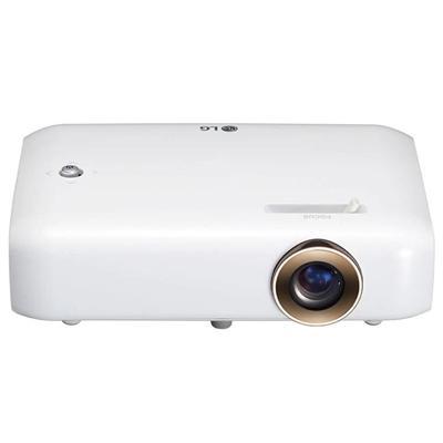 LG PH510PG Proy LED 550L HD HDMI USBr 3D Wf Blth - Imagen 1