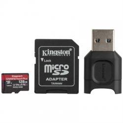 Kingston MLPMR2 microSDXC UHS-II 128GB c/a - Imagen 1