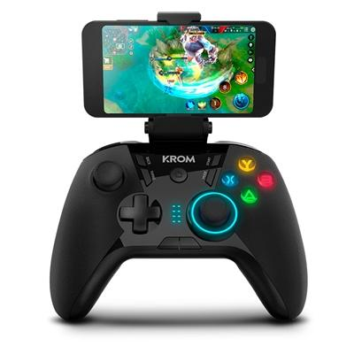 KROM Kloud Gamepad gaming PC/Switch/Android/IOS - Imagen 1