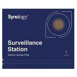 SYNOLOGY Camera License Pack (8 Licencias) - Imagen 1