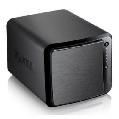 ZyXEL NAS542 NAS 4 Bay Personal Cloud Storage NO/H - Imagen 1