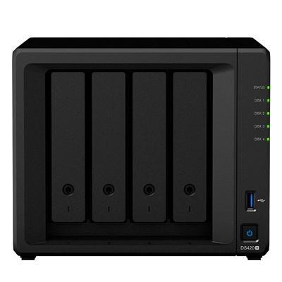 Synology DS420+ NAS 4Bay Disk Station - Imagen 1