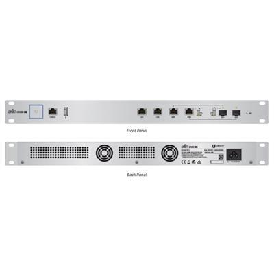 Ubiquiti UniFi Security Gateway USG-Pro-4 - Imagen 1