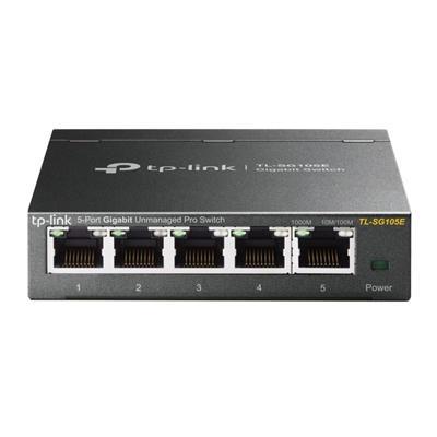 TP-LINK TL-SG105E Switch 5xGB Metal - Imagen 1