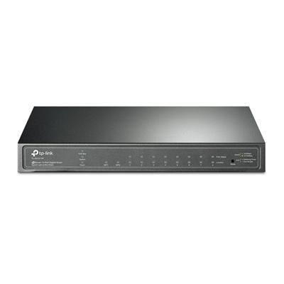 TP-LINK TL-SG2210P Switch 8xGB PoE+ 2xSFP - Imagen 1