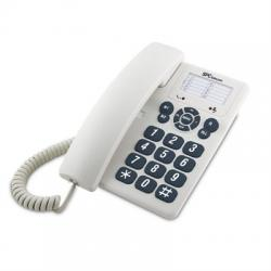 SPC 3602B Telefono ORIGINAL 3M ML LCD Blanco - Imagen 1
