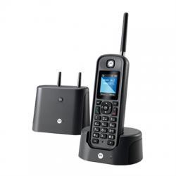 MOTOROLA O201 Telefono DECT Largo Alcance - Imagen 1