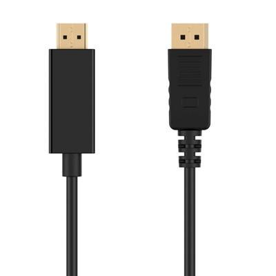 Ewent CABLE DISPLAYPORT A HDMI, 1,2 de  1mt - Imagen 1