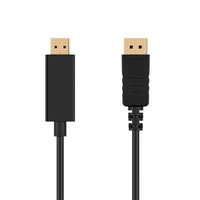 Ewent CABLE DISPLAYPORT A HDMI, 1,2 de  1,8mt - Imagen 1