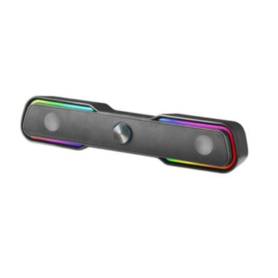 Mars Gaming Barra Sonido MSBX10W BLUETOOTH 5.0 RGB - Imagen 1