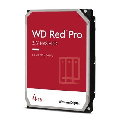 Western Digital WD4003FFBX 4TB SATA6 256MB Red Pro - Imagen 1