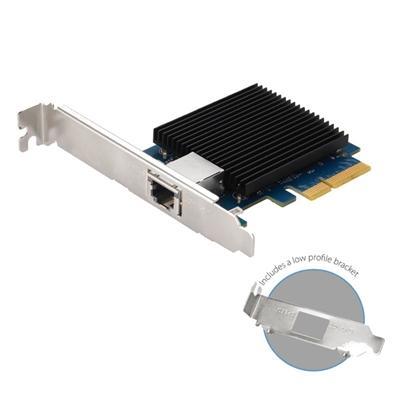 Edimax EN-9320TX-E V2 Tarjeta Red 10GB PCI-E LP - Imagen 1