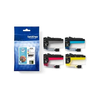 Brother Cartucho Multipack LC424VAL - Imagen 1
