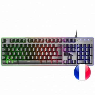 Mars Gaming Teclado MK220 RGB H-MECH FRENCH - Imagen 1