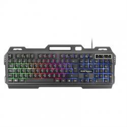 Mars Gaming MK120 teclado RGB Rainbow - Imagen 1