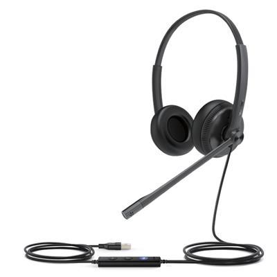 YEALINK UH34 Lite Dual Teams Auric. biaurales USB - Imagen 1