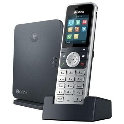YEALINK W53P Teléfono Inalámbrico IP - Imagen 1