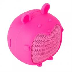 SPC Altavoz Bluetooth Sound Pups 3W MicroSD Rosa - Imagen 1